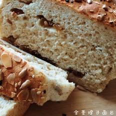 宝宝辅食-全麦提子面包(15+)