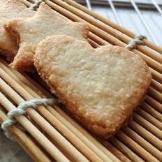 宝宝辅食-椰蓉酥饼干(16+)