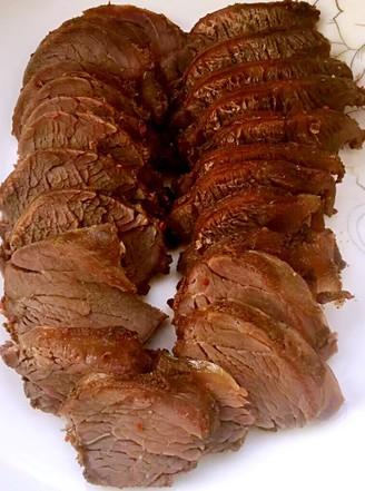 川味蒸牛肉的做法