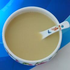 雪梨黄豆豆浆