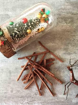 巧克力棒饼干的做法