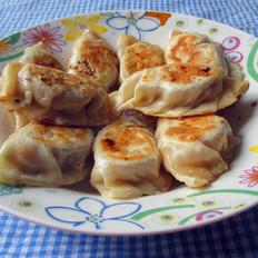 萝卜玉米煎饺