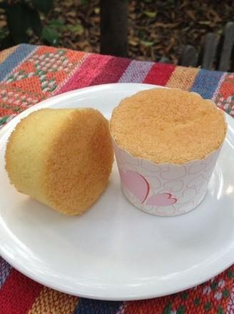 海绵小蛋糕