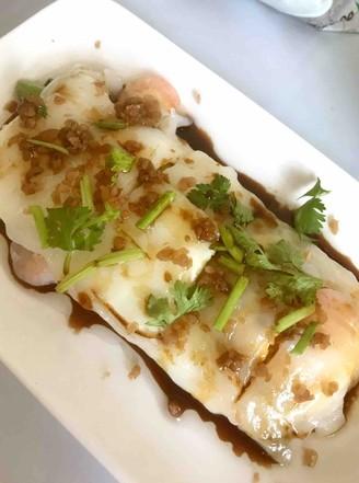 广东肠粉/海鲜的做法