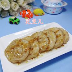 桂花燕麦糯米饼