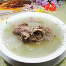 冬瓜筒骨汤