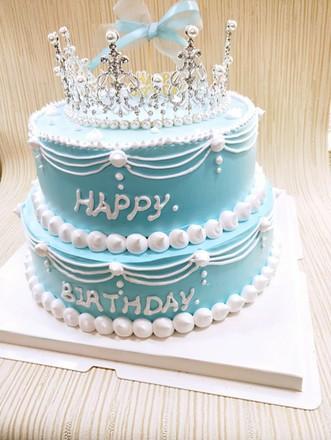 减肥茶_生日蛋糕的做法【步骤图】_菜谱_美食杰