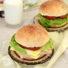 汉堡包#下午茶#