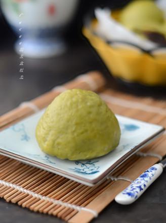 翡翠豆沙包