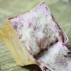 奶香紫薯吐司