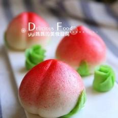 生日寿桃的做法[图]
