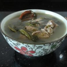 西洋菜煲猪骨老火汤