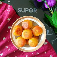 红薯丸子#苏泊尔第三季晋级赛#