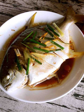 v菜谱金菜谱的步骤【鲳鱼图】_美食_做法杰腌菜调味料北京地居图片