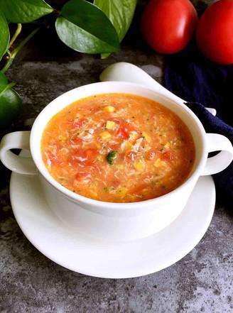 番茄鸡蛋羹的做法