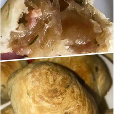 萝卜丝酥饼(独创飞饼版)