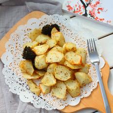 美味烤土豆