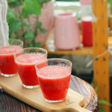 西瓜汁的做法[图]