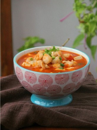 龙利鱼炖豆腐的做法
