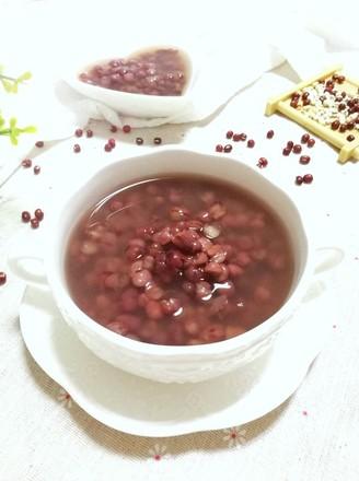 祛湿排毒的薏米红豆粥的做法