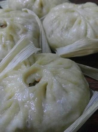 猪肉胡萝卜包子的做法【步骤图】_菜谱_美食杰