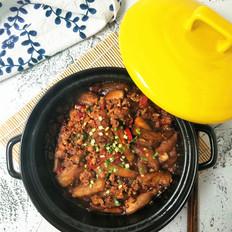 鱼香茄子煲#晚餐#