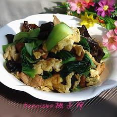木须油菜的做法[图]