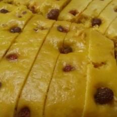 蜂蜜牛奶黄金瓜发糕的做法[图]
