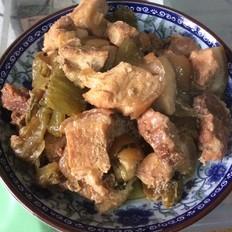贡菜炖猪肉的做法[图]