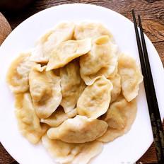 萝卜牛肉水饺 #金鸡报喜合家乐#