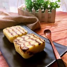 花纹乳酪蛋糕