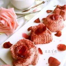 玫瑰定胜糕