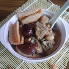 猪骨莲藕汤
