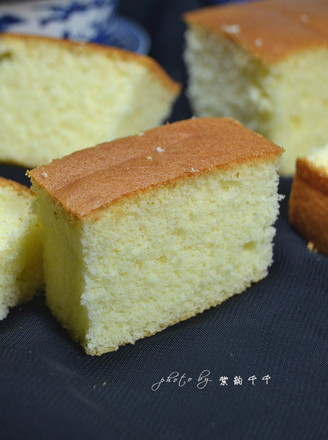 老式蛋糕的做法