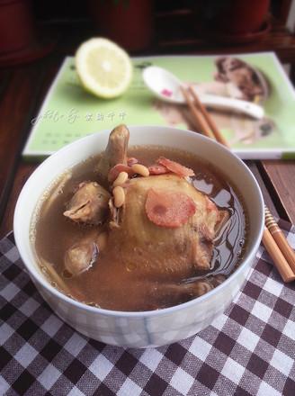 眉豆鸽子汤的做法