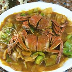 霸王超市|泰式咖喱蟹