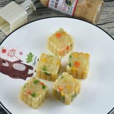什锦土豆泥#丘比沙拉汁#