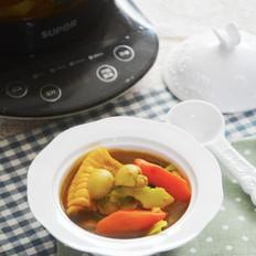 田园蔬菜咖喱#苏泊尔第三季晋级赛#