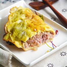 土豆鲜肉蛋饺