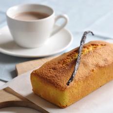 香草杏仁粉磅蛋糕