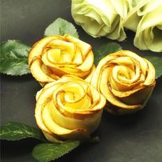 爱的花朵-苹果玫瑰花