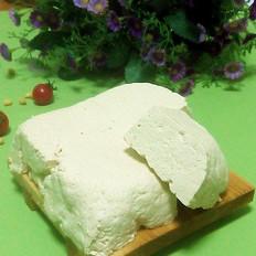 小小黄豆营养高--自制卤水豆腐