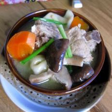 #家乐火锅节#排骨饺子火锅