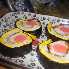 创意寿司卷