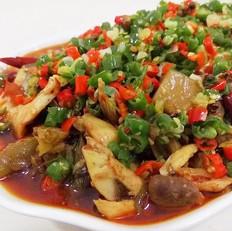 重庆酸菜鱼怎么烧