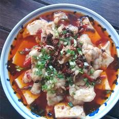 重庆豆腐鱼片