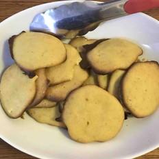 蜂蜜蛋黄饼干