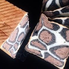 斑纹吐司面包