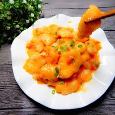 茄汁鱼片的做法[图]