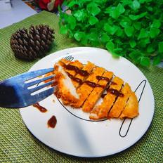 黑胡椒炸鸡排